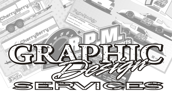 GRAPHIC DESIGN SERVICES: LOGO DESIGN / WRAP DESIGN / LAYOUT DESIGN